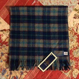 (2) Pendleton 100% Virgin Wool Scarves NWT